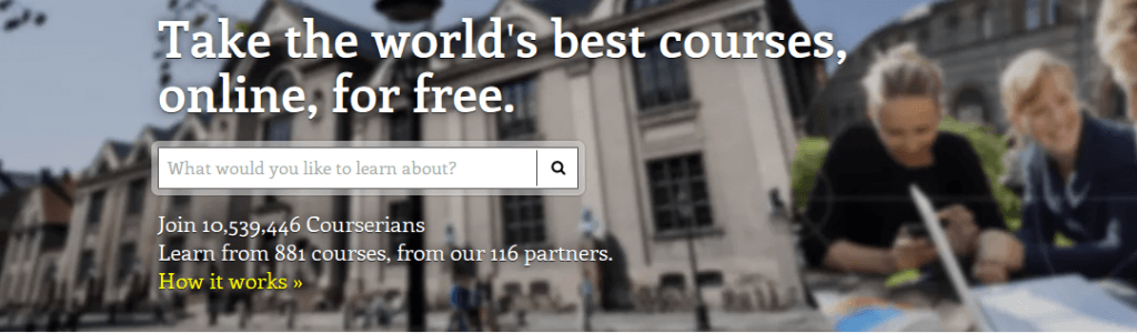 learn courses online for free